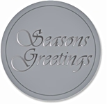 SLS - SEASONS GREETINGS LABELS (664)